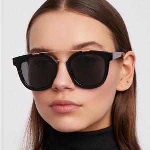 FREE PEOPLE Laguna Aviator Sunglasses
